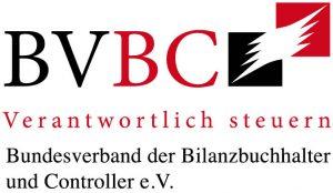 Logo Bundesverband der Bilanzbuchhalter und Controller e.V.